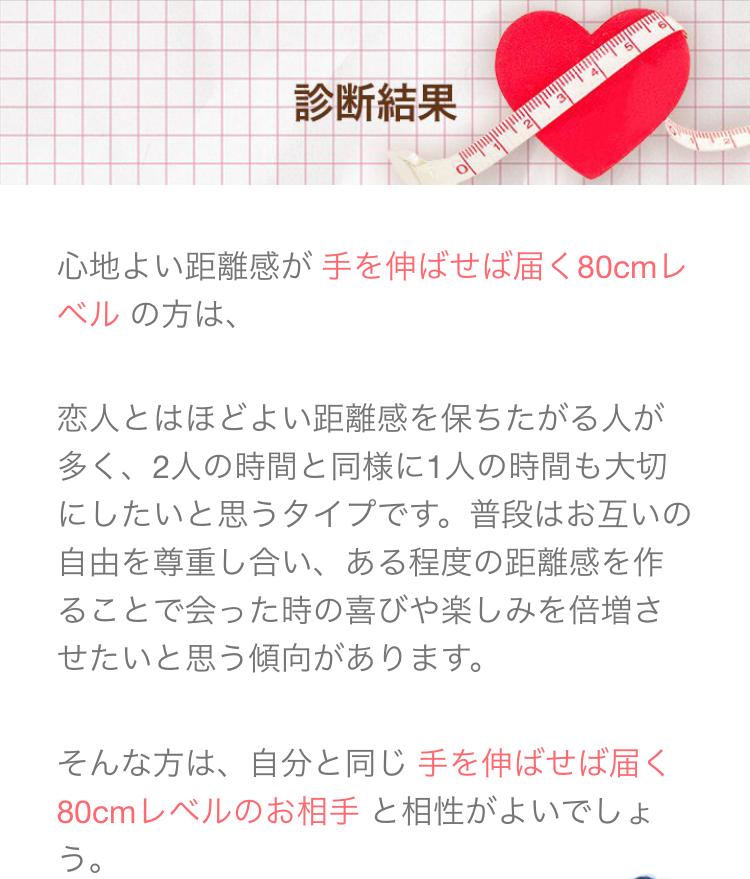 withの診断結果文章例