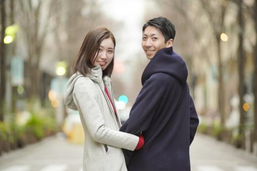 omiaiのカップルイメージ