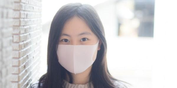 マッチングアプリ 詐欺写真 マスク 女性